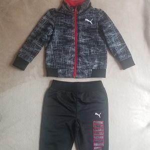 Puma track suit 12 MO